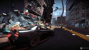 скриншот Ridge Racer Unbounded. Ограниченное издание XBOX 360 #7