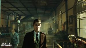 скриншот Sherlock Holmes: Crimes & Punishments PS4 #9