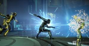 скриншот Tron Evolution PS3 #7