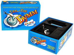 фото Настольная игра 'Тик Так Бумм для детей' #2