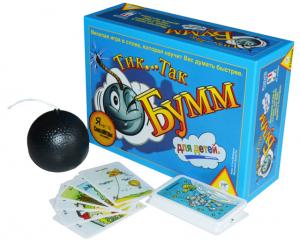 фото Настольная игра 'Тик Так Бумм для детей' #3