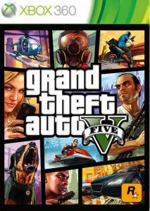 игра GTA 5 для XBOX 360