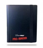 Альбом 'Ultra-Pro' (с 2-мя кармашками): Чёрный