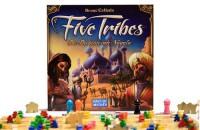 Настольная игра 'Five Tribes' (ENG)