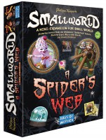 Настольная игра 'SmallWorld: A Spider's Wed' (ENG)