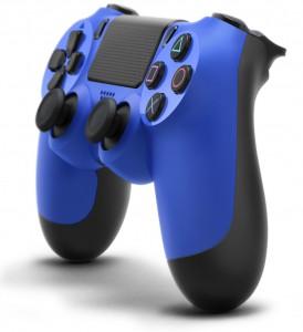 фото Dualshock 4 для Sony PlayStation 4 Version 2 Wave Blue #4