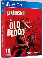 игра Wolfenstein: The Old Blood PS 4