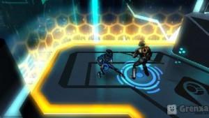 скриншот Tron Evolution PS3 #8