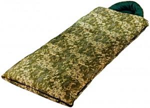 Спальный мешок Champion Tourist Right Камуфляжный (А00085)