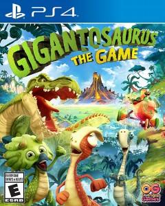 игра Gigantosaurus: The Game PS4 - русская версия