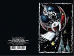 Блокнот с черными листами 'Exquisite Notebook. Angel flight' А5, 48 с.