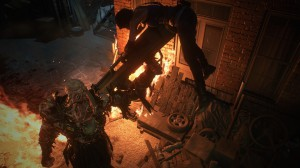 скриншот Resident Evil 3 Remake PS4 - русская версия #17
