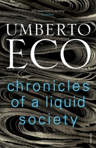 Книга Chronicles of a Liquid Society