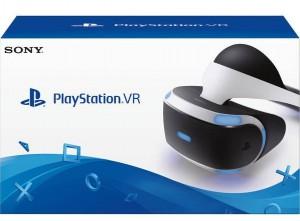 фото Очки виртуальной реальности PlayStation VR (Camera +VR Worlds) #3