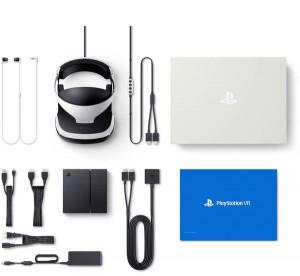 фото Очки виртуальной реальности PlayStation VR (Camera +VR Worlds) #9