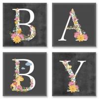 Набор для росписи по номерам Идейка 'Baby Лофт' 18х18 см х 6,5 (CH109)