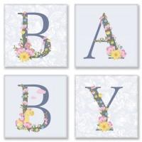 Набор для росписи по номерам Идейка 'Baby Прованс' 18х18 см х 6,5 (CH107)