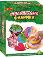 Набор для творчества Ranok-Creative 'Бумажная фабрика' (12114017Р)