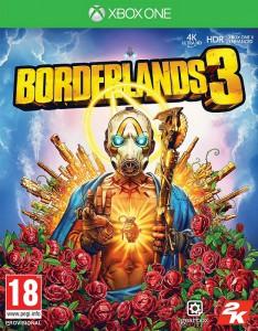 игра Borderlands 3  Xbox One - русская версия