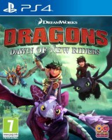 игра Dragons Dawn of New Riders PS4