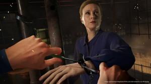 скриншот Кровь и Истина (только для VR) PS4 - русская версия #4