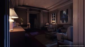 скриншот Кровь и Истина (только для VR) PS4 - русская версия #2