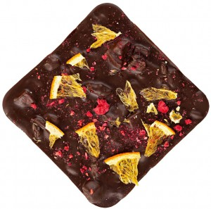 фото Шоколад Spell Dark chocolate 70% & citrus 90 г #2