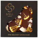 Подарок Шоколад Spell Dark Chocolate with Passion fruit & Coconut 100 г