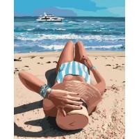 Картина по номерам Идейка 'Чудесное лето' (KHO4515)
