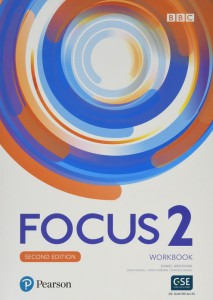 Книга Focus 2e 2 Workbook