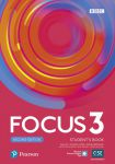Книга Focus 2e 3 Student's Book with Basic PEP Pack