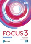Книга Focus 2e 3 Workbook