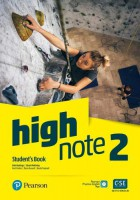 Книга High Note 2 Student's Book with Basic PEP Pack
