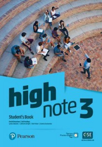 Книга High Note 3 Student's Book with Basic PEP Pack