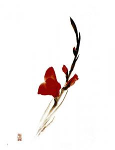 фото страниц Суми-э — японская живопись тушью #4