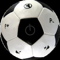 Подарок Универсальный ТВ пульт 'Футбольный мяч'