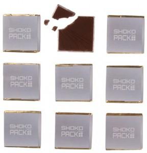фото Шоколадный набор Shokopack 'Самому модному блогеру' #6
