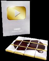 Подарок Шоколадный набор Shokopack 'Самому модному блогеру'