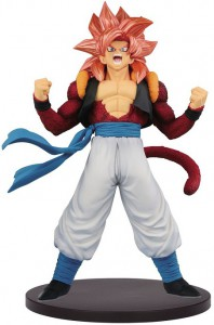 фигурка Фигурка Banpresto Dragon Ball: GT Blood of Saiyans Super Saiyan 4 Gogeta (BP39492-MUL-ONE)