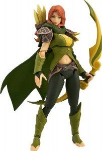 фигурка Фигурка Good Smile Dota 2: Windranger Figma (GSCF003 -ONE)