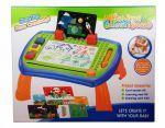 Детский столик-доска BabyYes для рисования (009-2023)