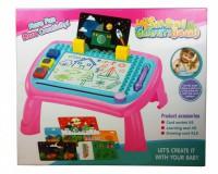 Детский столик-доска для рисования (009-2025)
