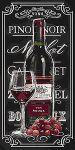 Картина по номерам Идейка Натюрморт 'Гордость винодела' 20х50 см (KHO5547)