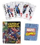Игральные карты Paladone Marvel: Comic Book Playing Cards (PP4835MC)