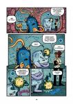 фото страниц Вирусы и микробы. Научный комикс #13