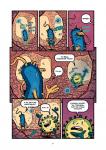 фото страниц Вирусы и микробы. Научный комикс #7
