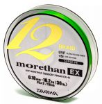 Шнур Daiwa Morethan 12BEX+Si 0.18mm 16.2kg 135m LG (12695-018)