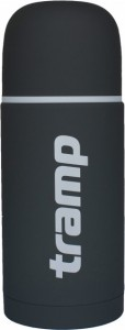 Термос Tramp Soft Touch 0,75 л серый (4743131057180)