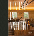 Книга Living in Wood