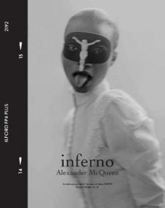 Книга Inferno: Alexander McQueen
